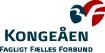 3F Kongeåen - Fagligt fælles forbund logo